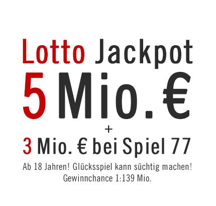 spiel 77 jackpot