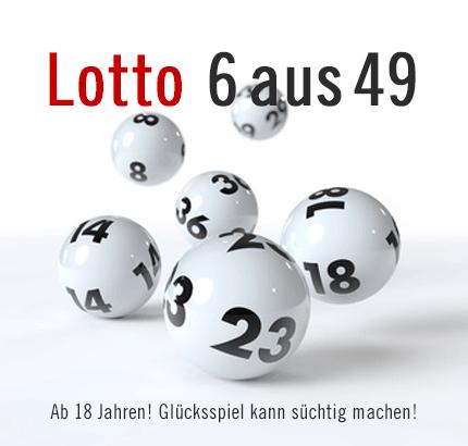 Meistgezogene Lottozahlen