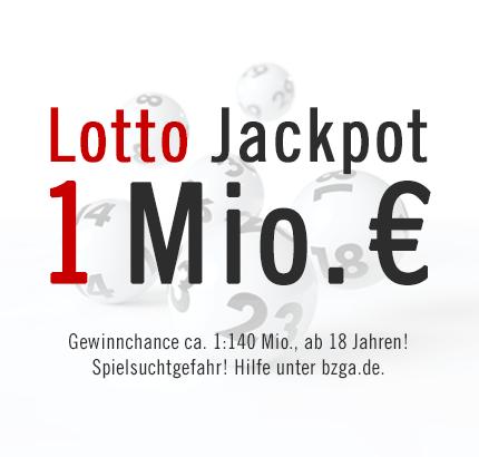 Neuer Jackpot: Lotto am Mittwoch, 10.04.2013