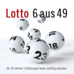 Zweistelliger Lotto Jackpot am Samstag, 25.05.2013 - (c) ag visuell - Fotolia