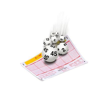 Lotto Jackpot am Mittwoch - Bild: (c) by-studio, Fotolia